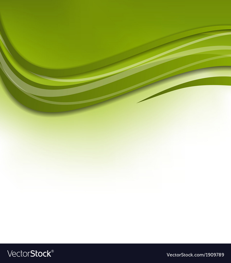 Template Design Background Green