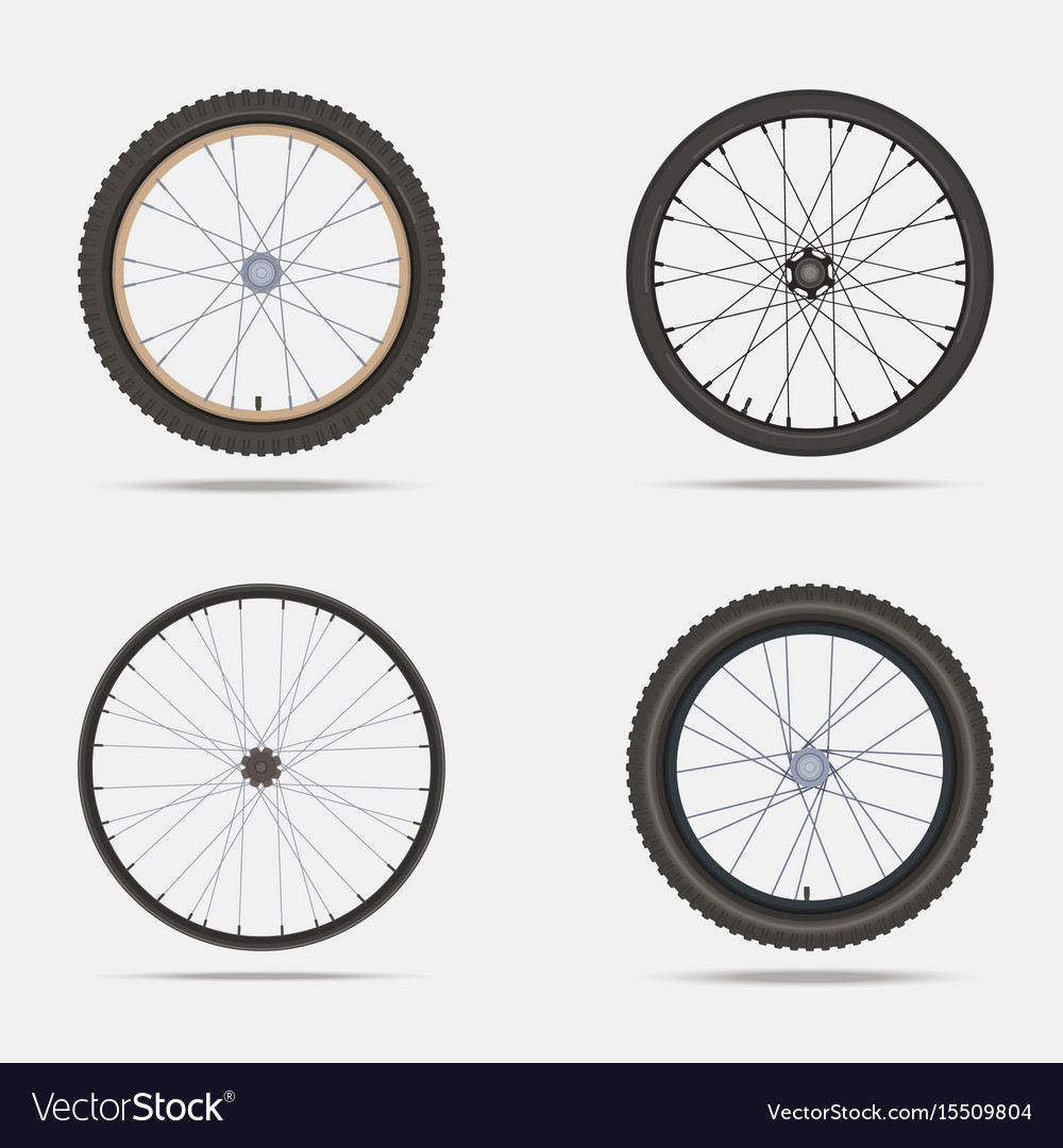 Bicycle wheels and tires