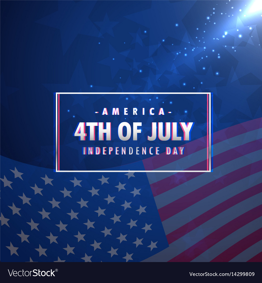 4th of july american independence day background