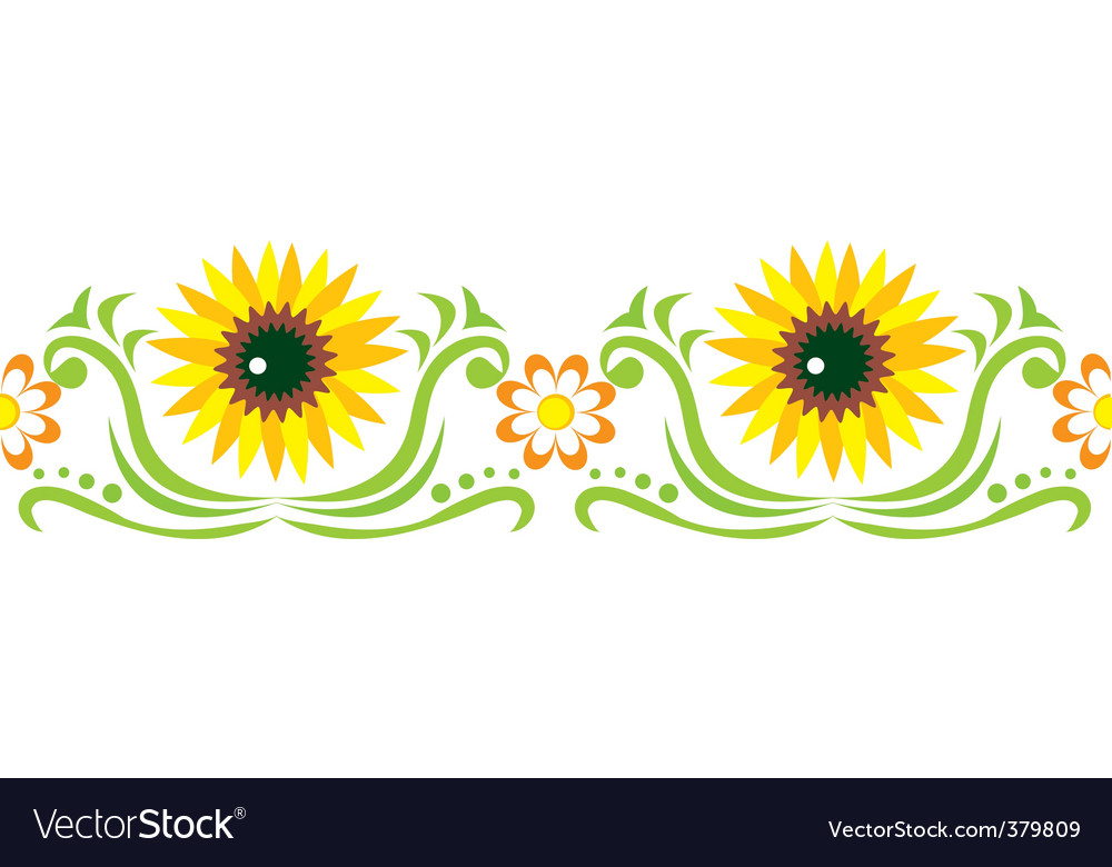 floral border clipart. clip art flowers order. free
