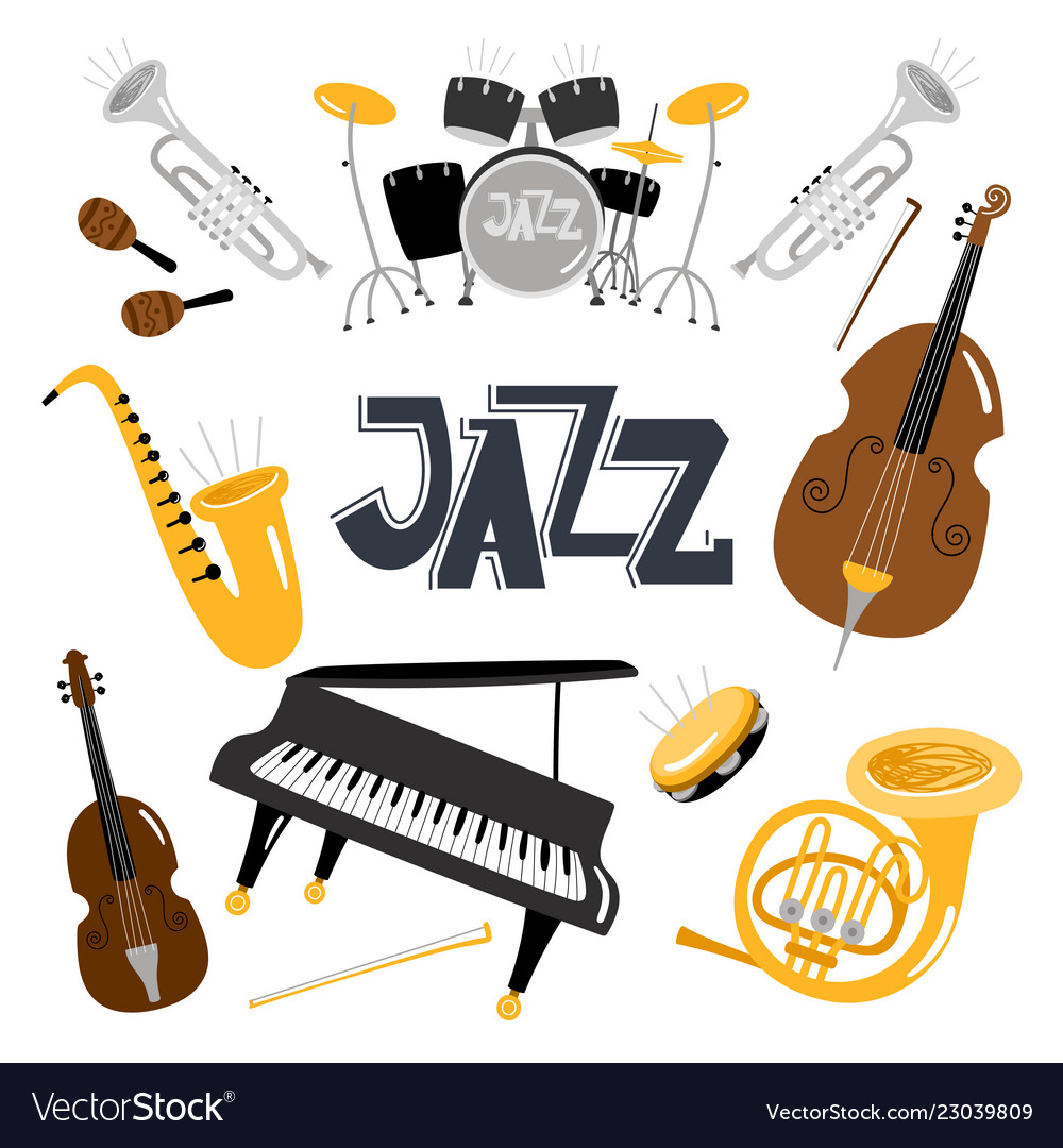 Jazz musical instruments music instrument