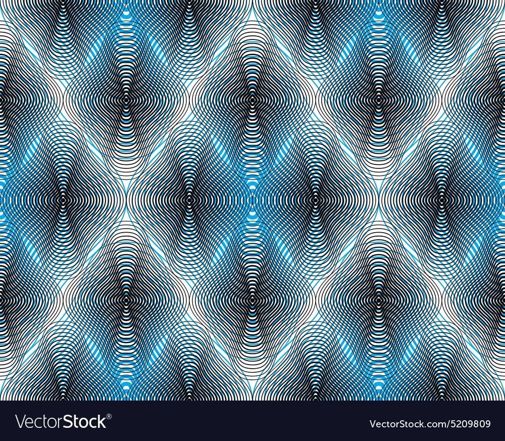 Ornate colorful abstract background with graphic