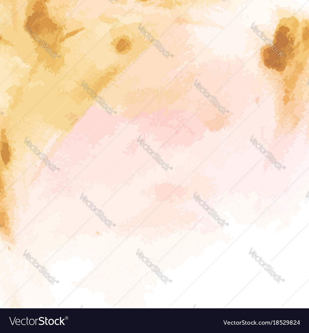 Abstract pastel watercolor background