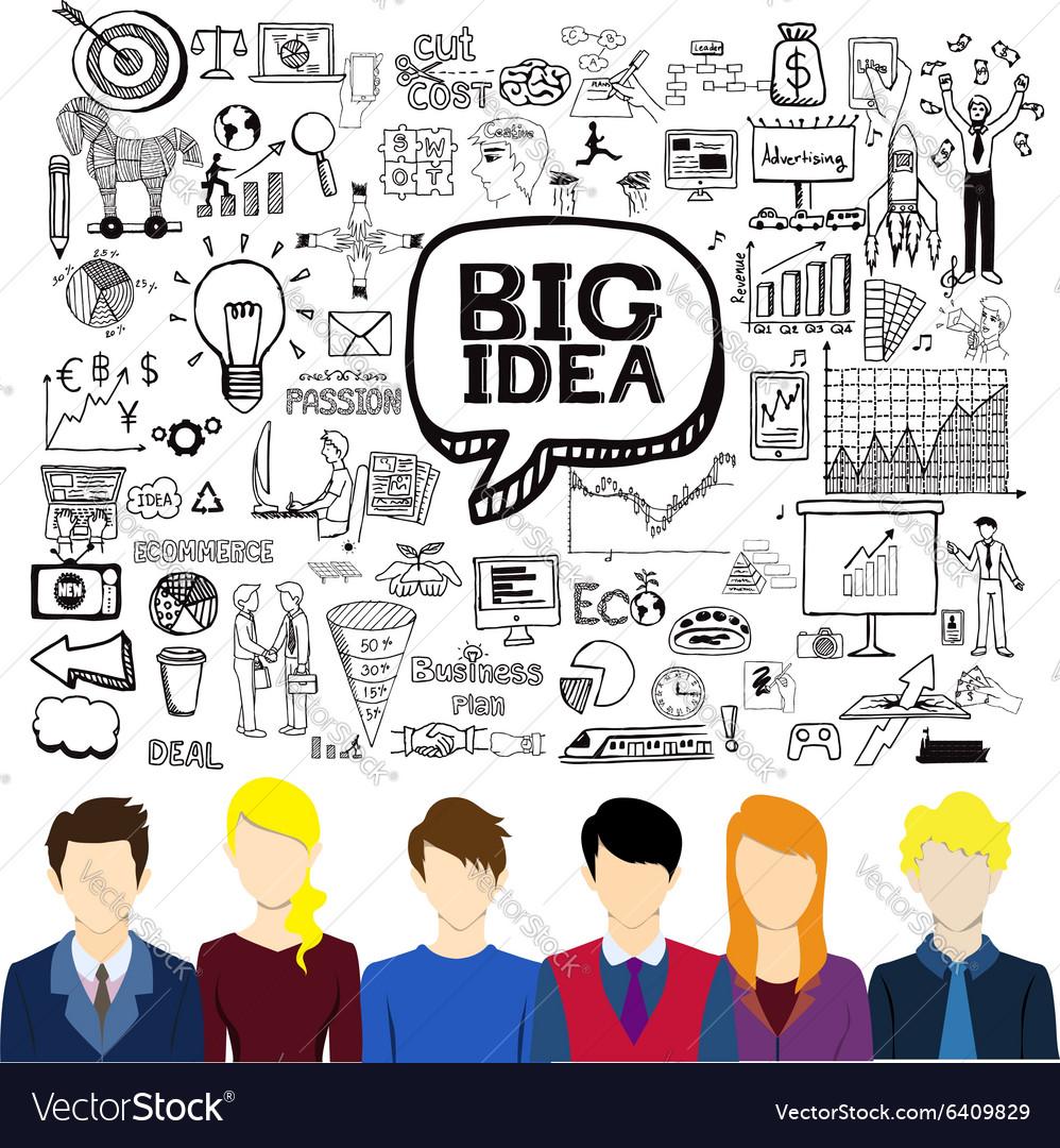 Brainstorming business