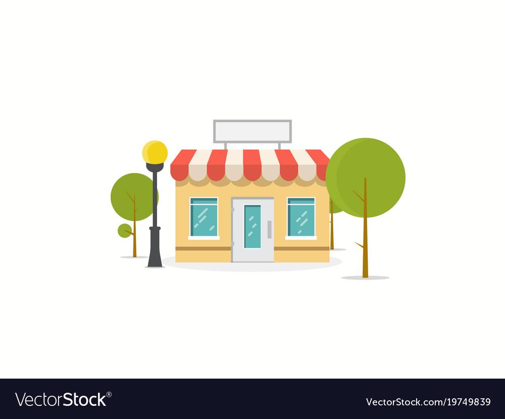 Flat store