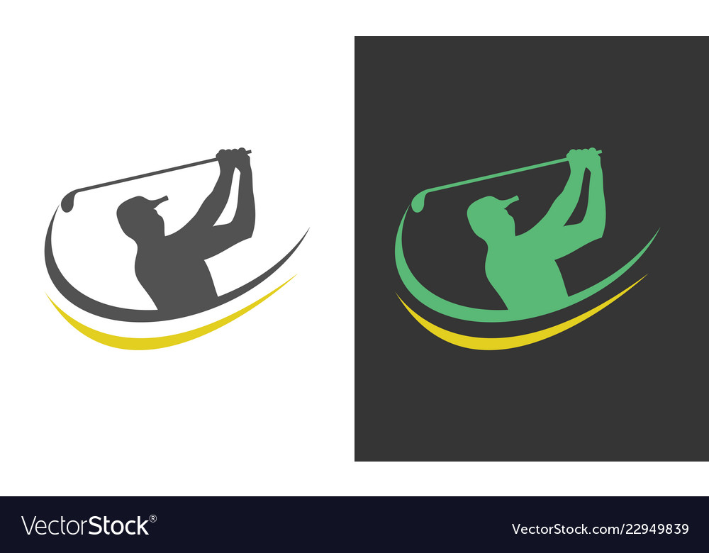 People golf logo