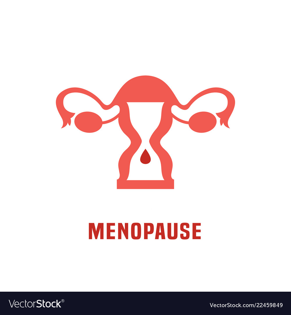 Menopause Icon Royalty Free Vector Image Vectorstock