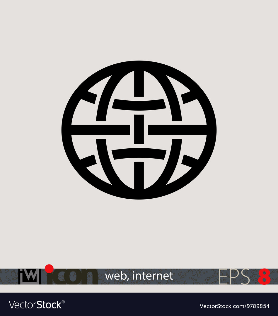 Internet Web Icon
