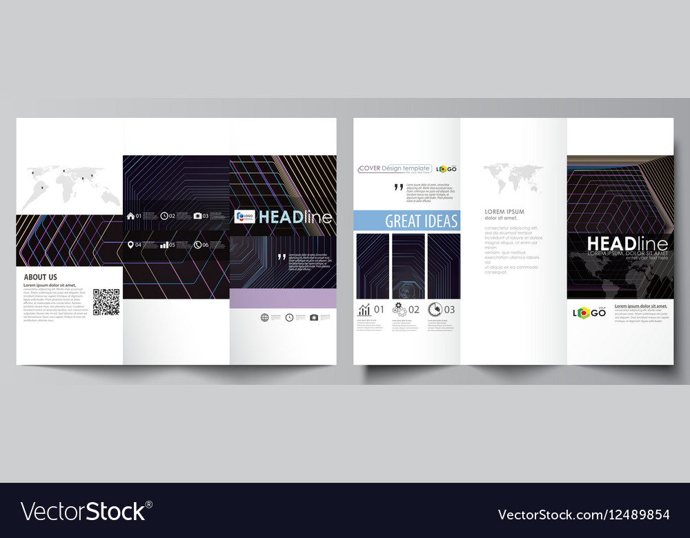 Easy Tri Fold Brochure Template