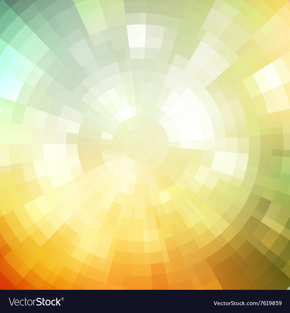 Abstract background shiny mosaic pattern Disco vector image
