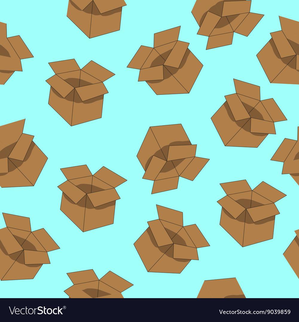 Box chest pattern