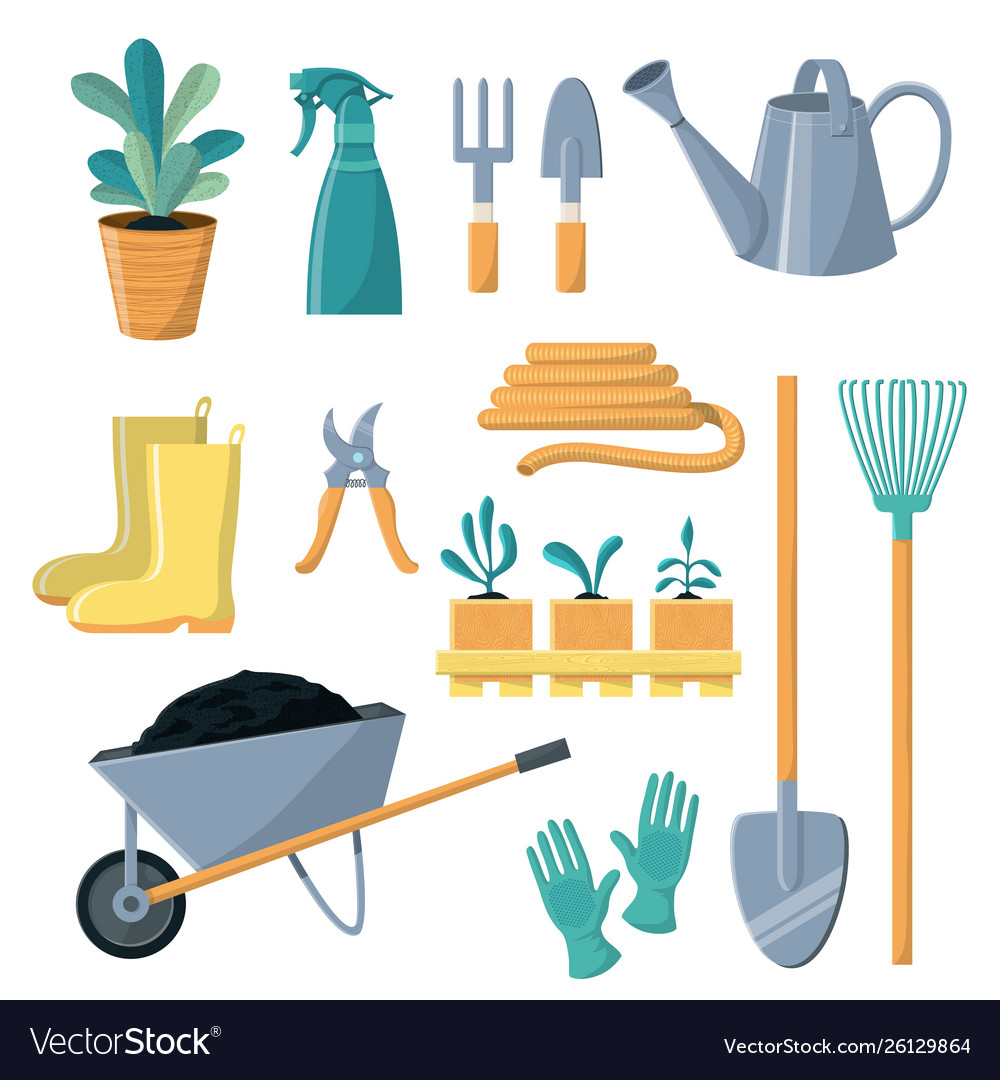 Garden Tool Gardening Equipment Rake