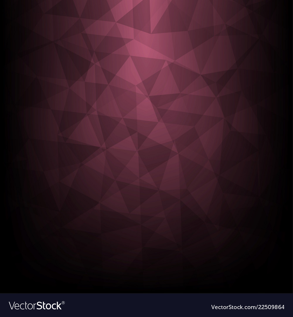 Polygonal background with gradient background