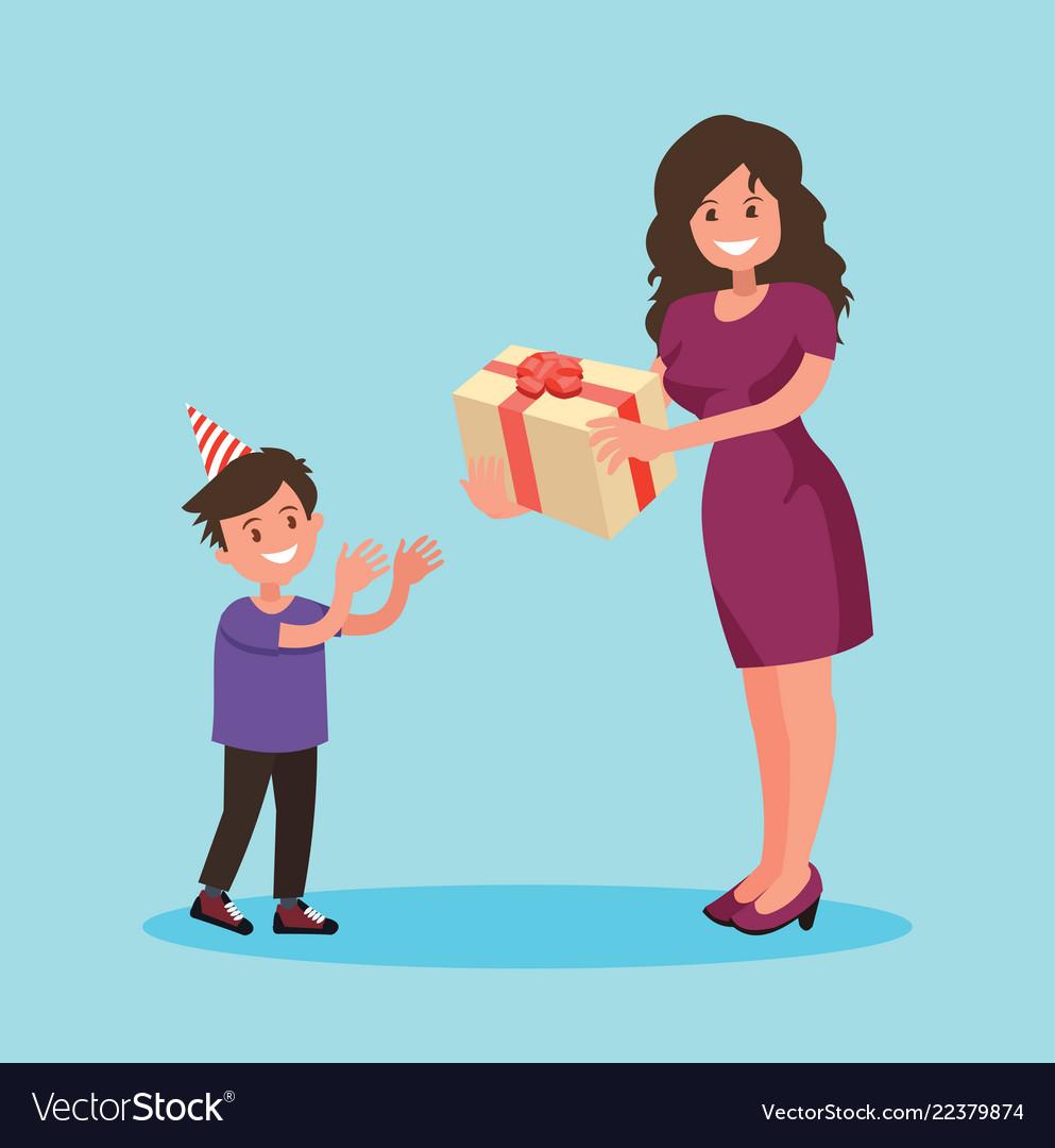 Step Son Fucks Mom Birthday