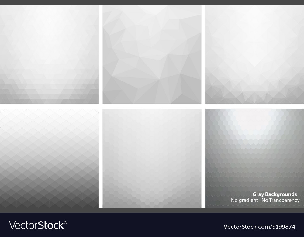 Gray abstract backgrounds