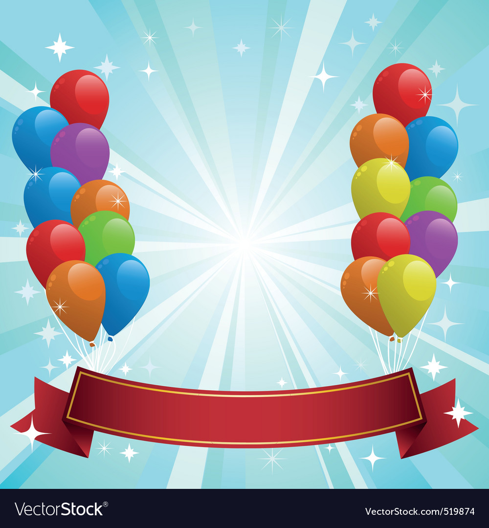 happy birthday royalty free vector image vectorstock rh vectorstock com birthday factory birthday factory tours