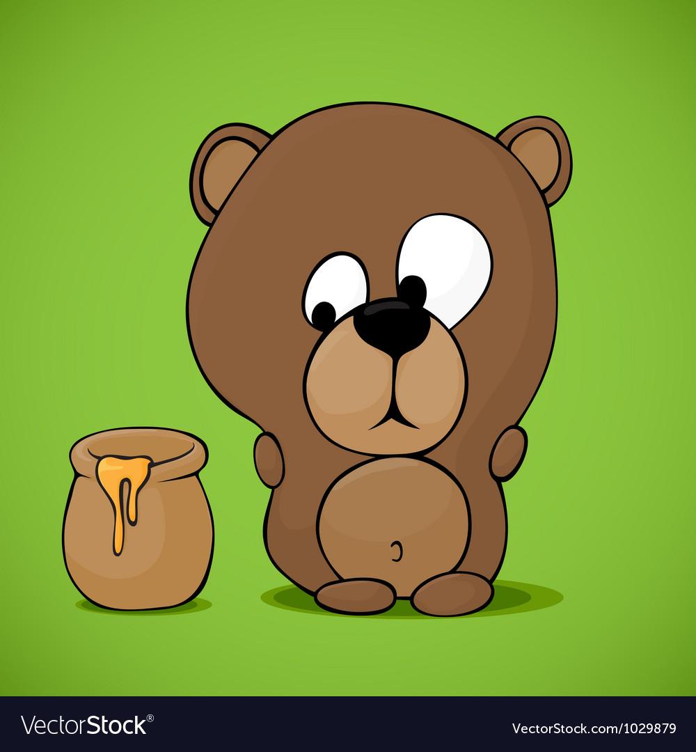Картинки прикольных медвежат мультяшных