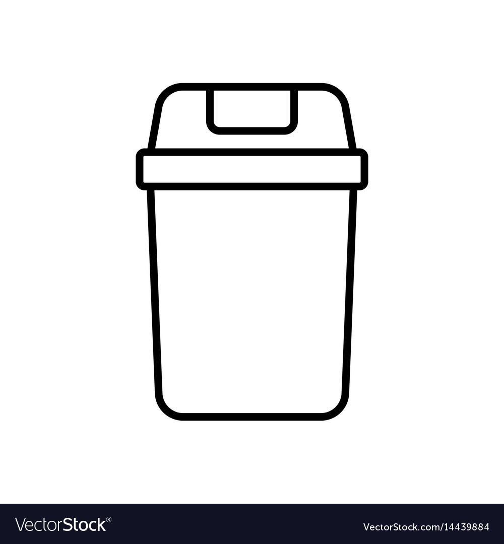 Rash icon isolated on white vector image