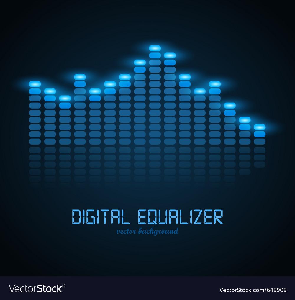 Digital equalizer