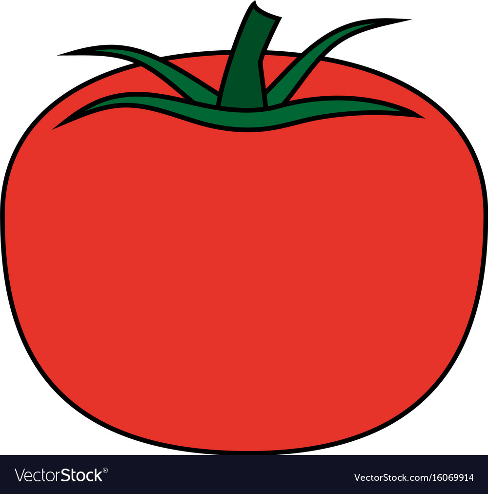 Healthy fresh vegetable icon