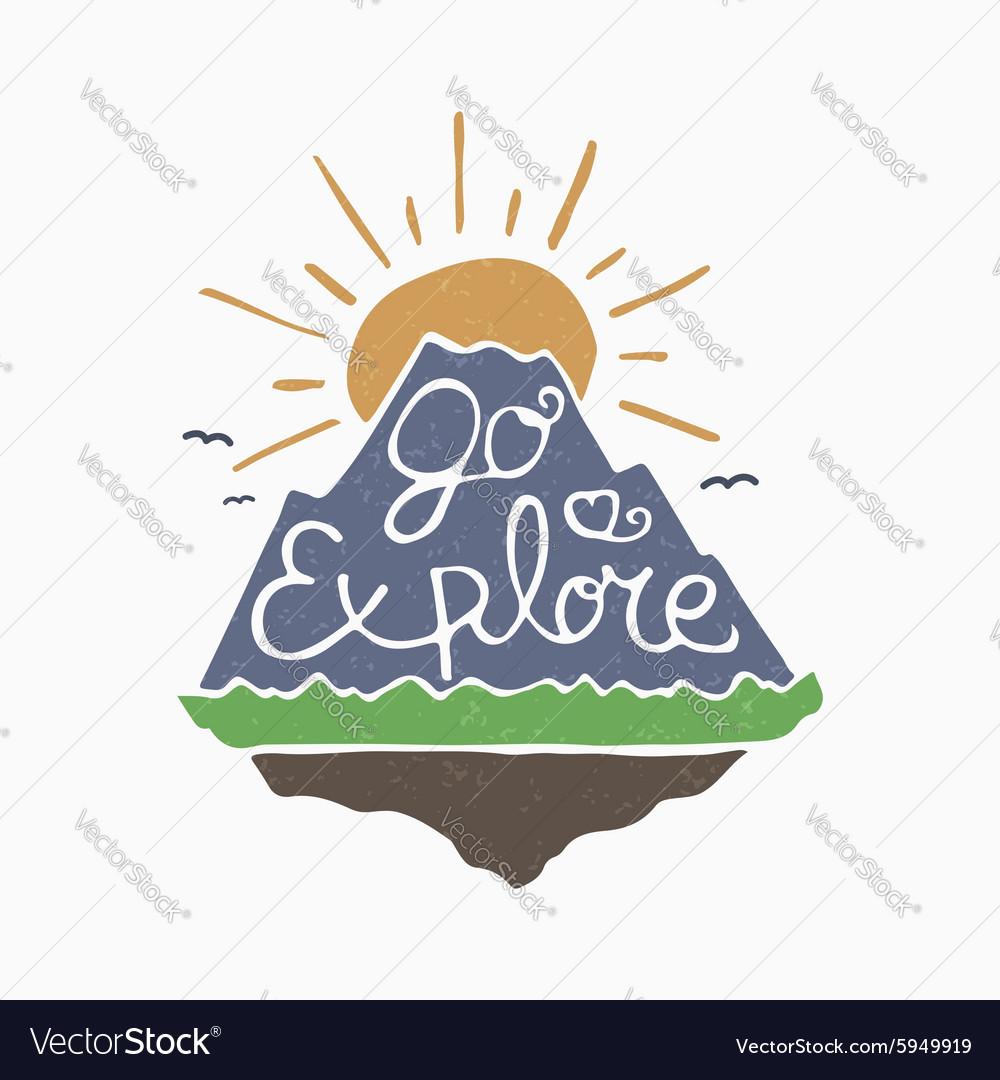 Go explore symbol