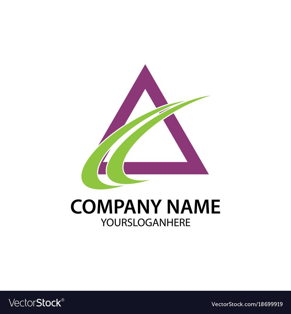 Growth business company logo