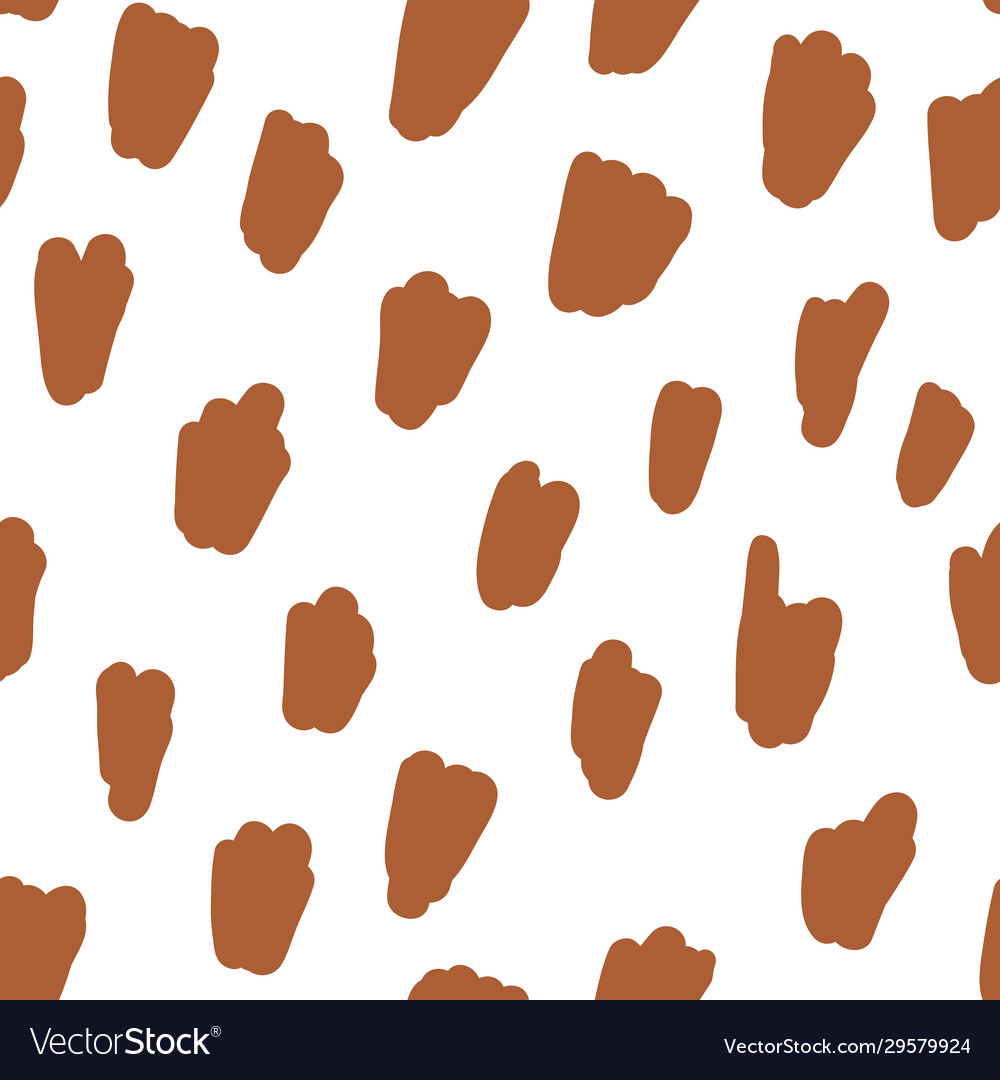 Abstract simple pattern seamless background