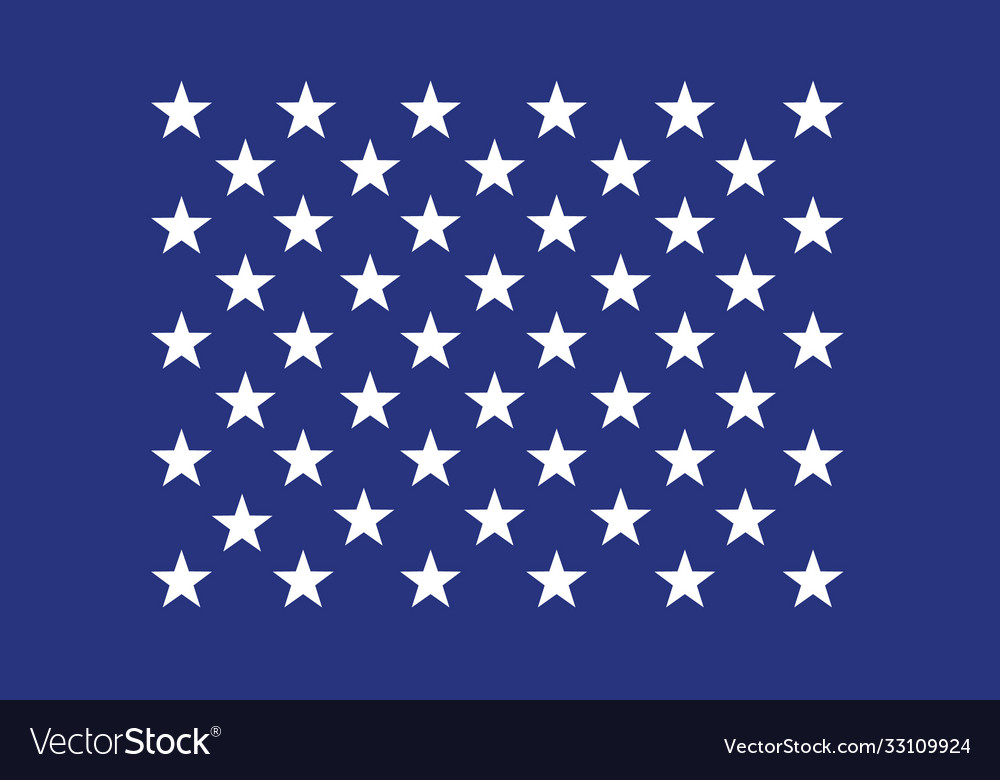 United states flag 50 stars