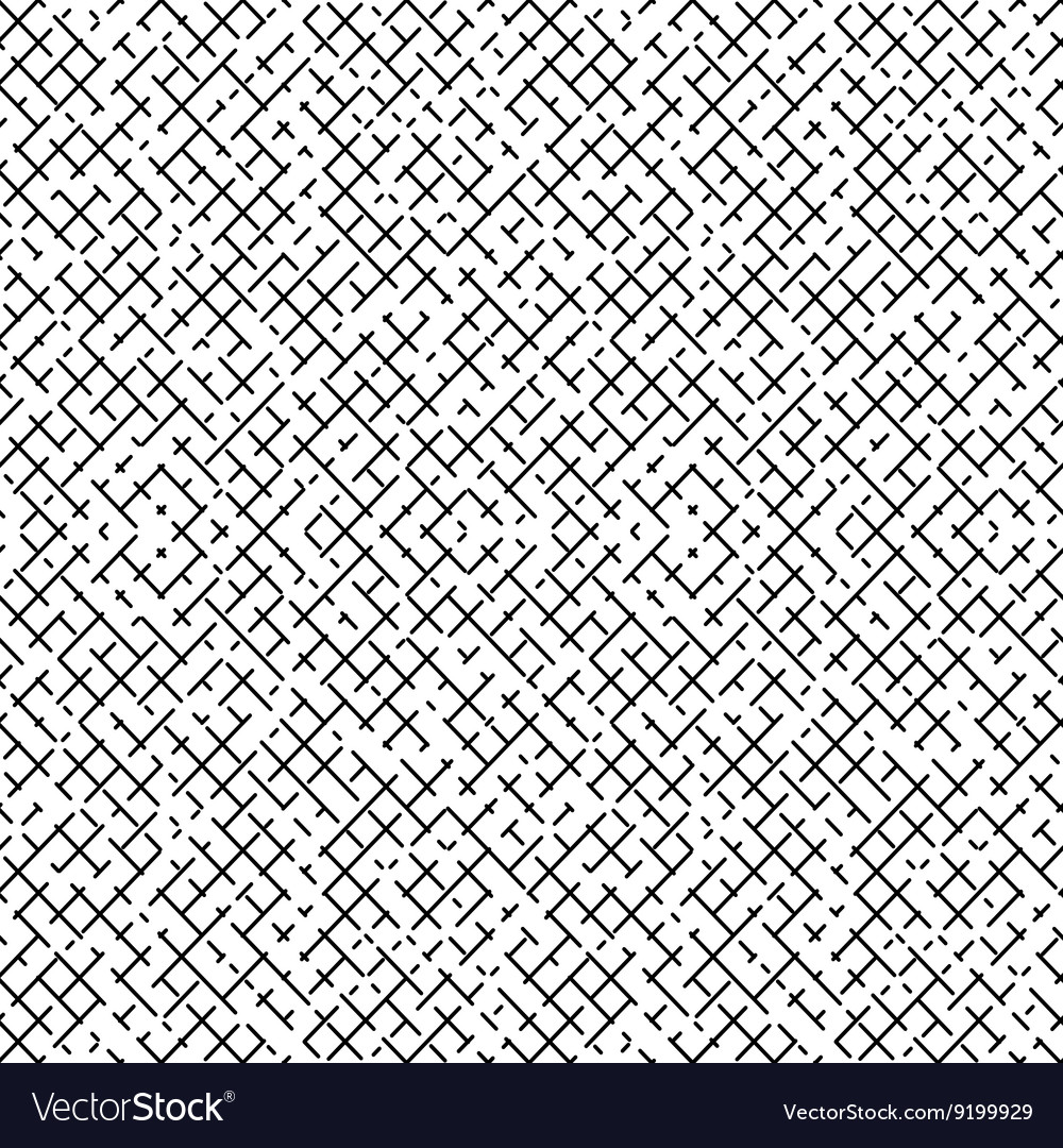 Abstract seamless geometric grid pattern