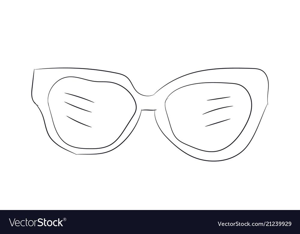 Glasses lines