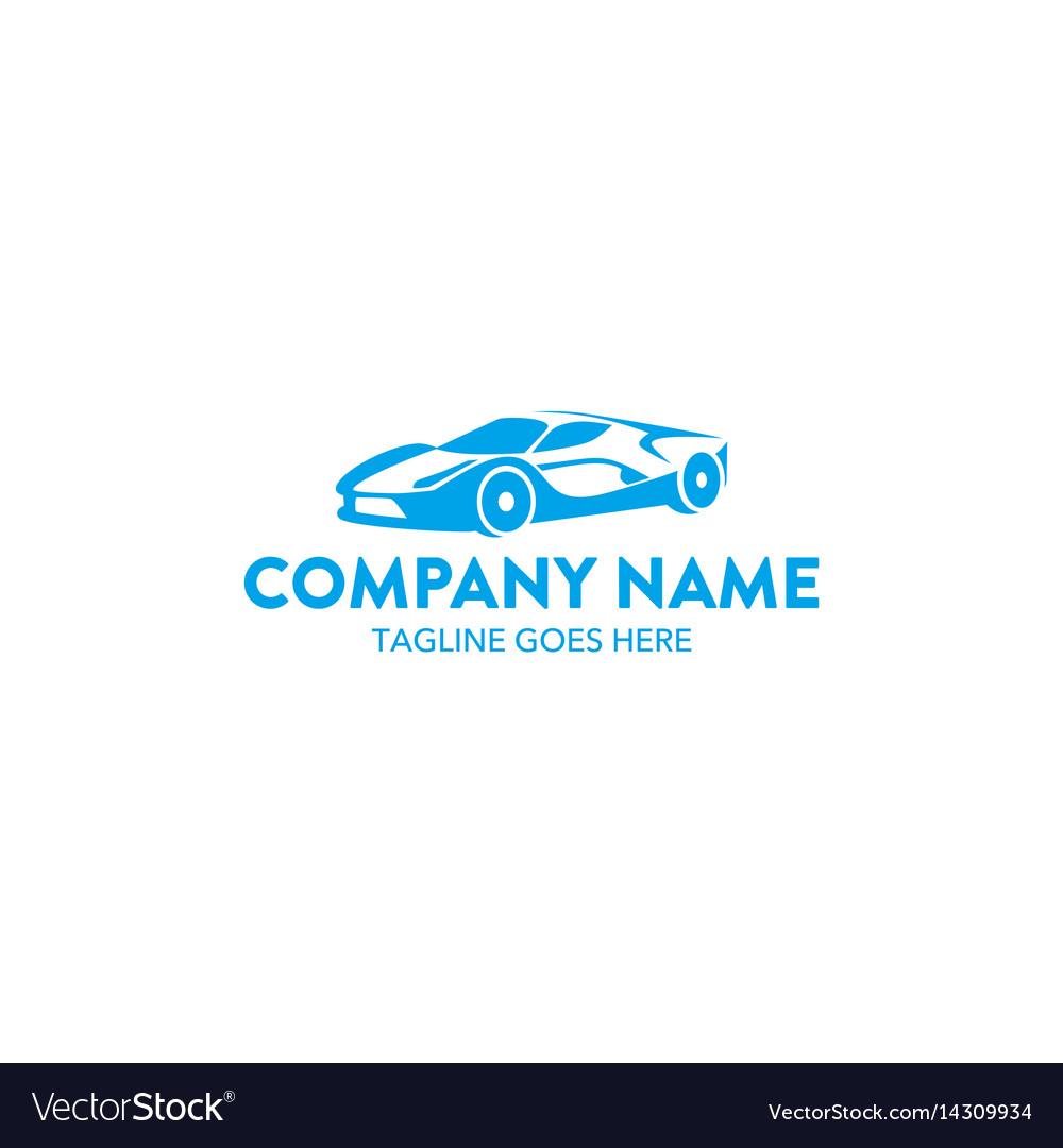 Car logo-13 vector image