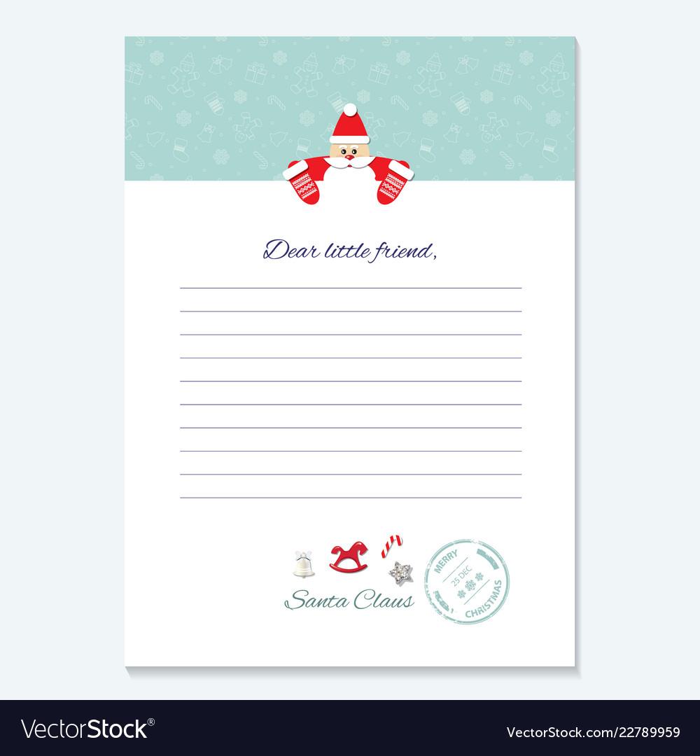 Decorative Letter Templates