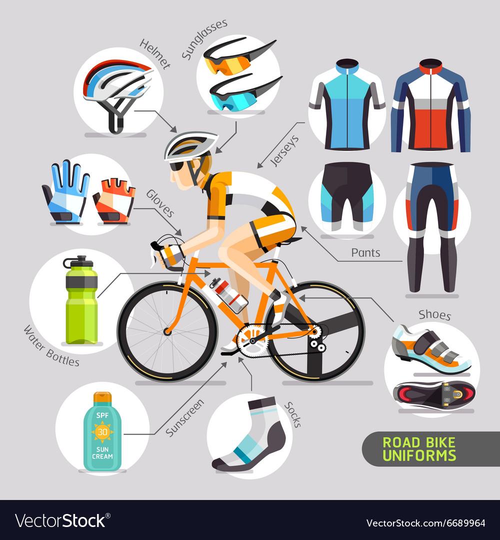 Road Bike Uniforms