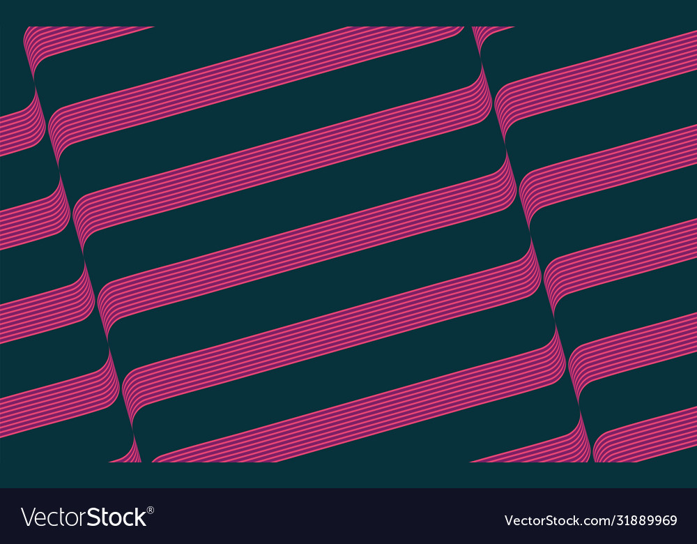 Wave abstract background with purple color