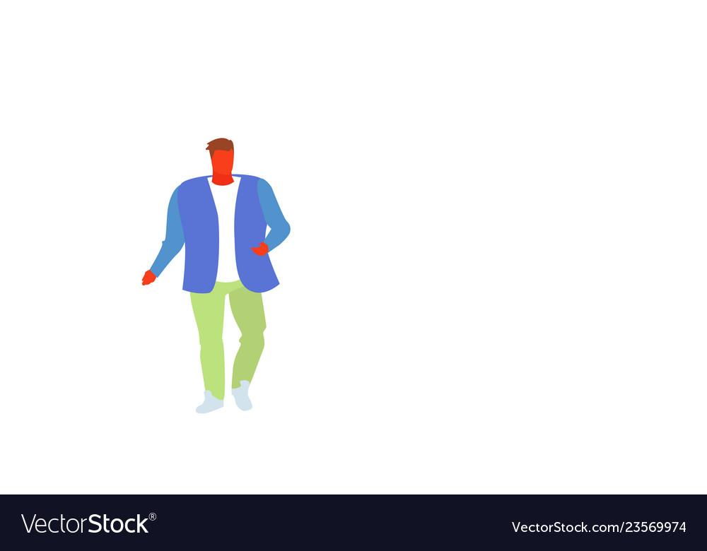 Casual businessman office worker business man