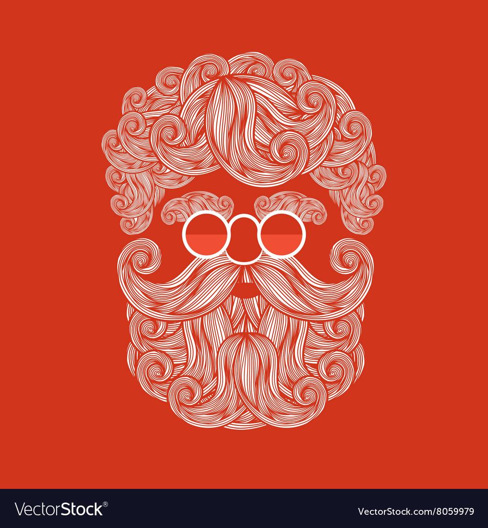 Открытки с бородой