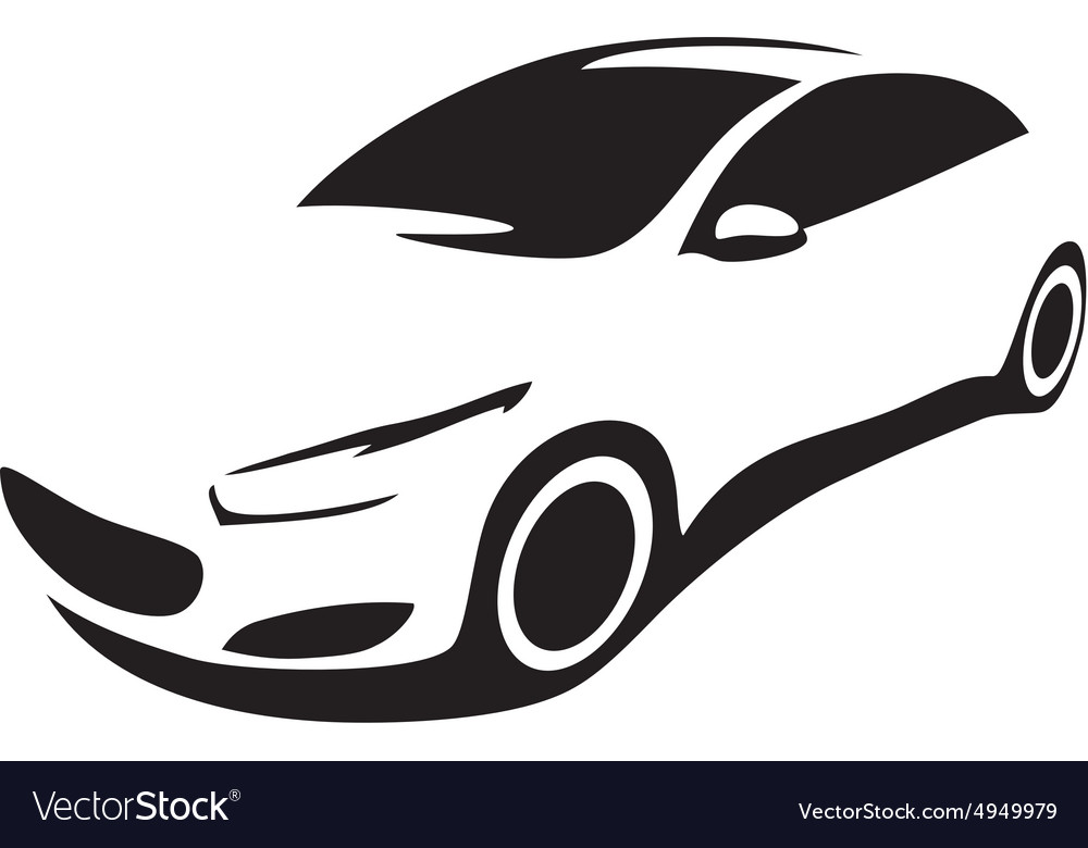 Sports Car Graphics Design