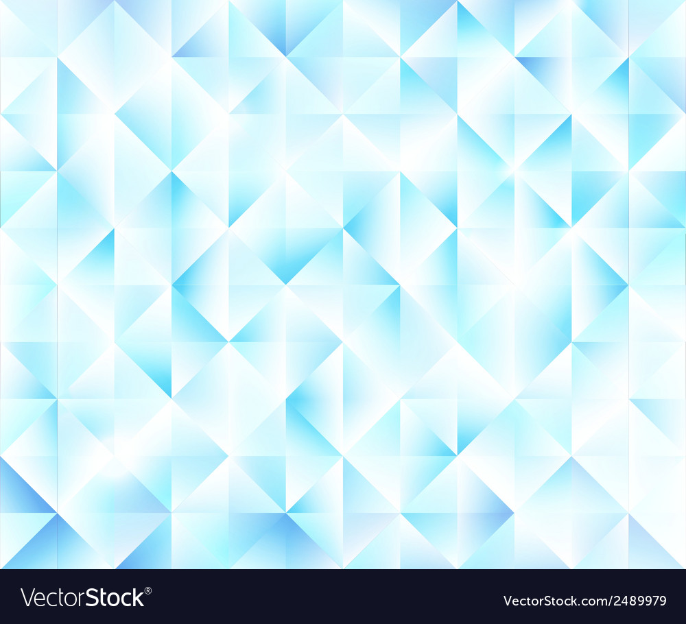 Seamless abstract icy background