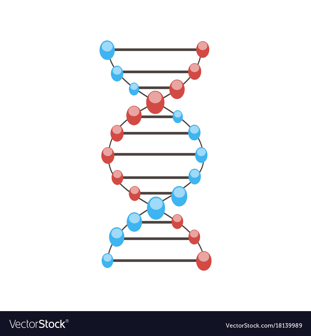 Dna science molecule genetic background structure