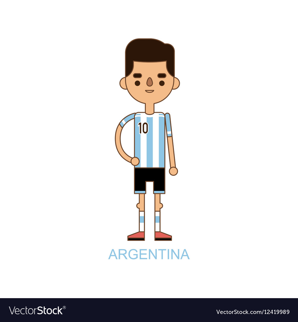 National Euro Cup argentina soccer football player