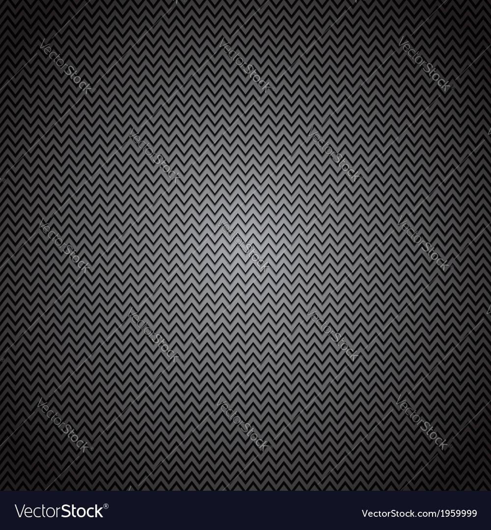 Carbon Metallic Texture 3 vector image