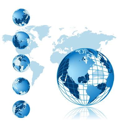 3d+world+globe+map