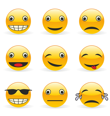 emotions poster faces. CARTOON EMOTIONS FACES FLASH
