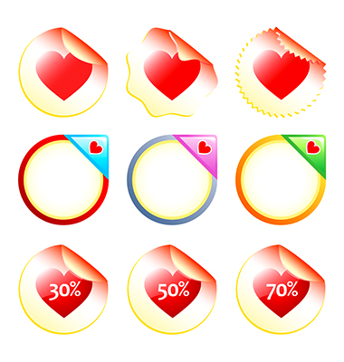 Heart, created by yaddah apr