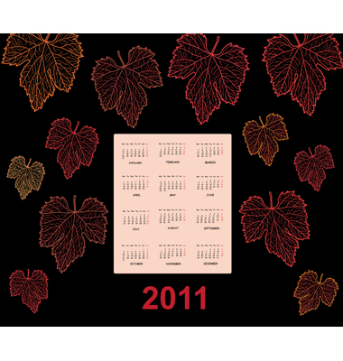 printable calendar 2011 canada. yearly calendar 2011 printable