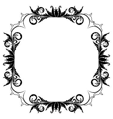 Clip Art Frames Borders. Free Clip Art Frames And