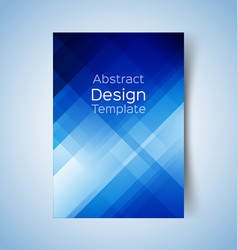 multipurpose layout design vector image vector image
