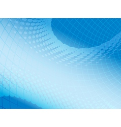 light blue abstract background vector image