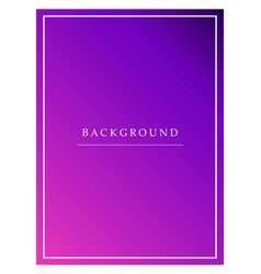 background for banner wallpaper invitation poster vector image