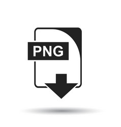 Png icon flat png download sign symbol with vector